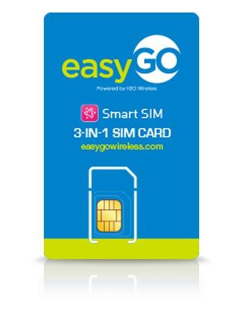 easyGO Triple SIM